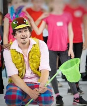 Papageno (OperaFirst Sharing Performance - Wormsley 2018)